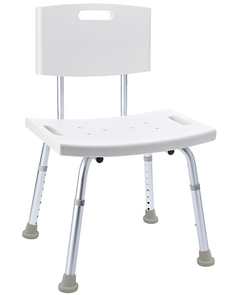 ridder badezimmer stuhl mit lehne h henverstellbar bei home world ch kaufen. Black Bedroom Furniture Sets. Home Design Ideas