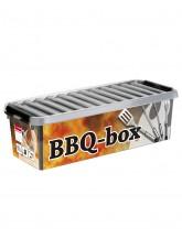 BBQ 9.5 L Multibox