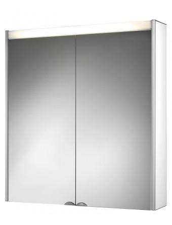Aluminium Spiegelschrank