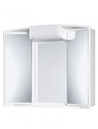 Kunststoff Spiegelschrank