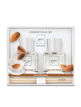 Set milky almond