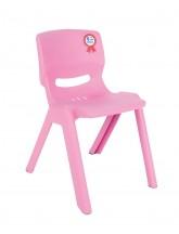 Kinderstuhl Happy pink