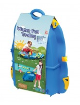 Wasserspiel Trolley