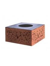 eldur Garden Fire Pro Cube 70