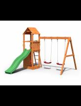 Spielturm mit Rutsche FLAPPI